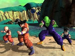 'Battle of Z' permite jogar partidas on-line de até oito jogadores (Foto: Divulgação/Namco Bandai)