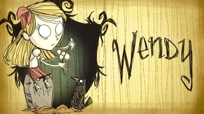 Wendy (Foto: Reprodução/Steam Trade Card Wikia)