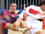 Pampero lamenta: 'Faltou sorte para Fla mas a derrota é uma motivação'