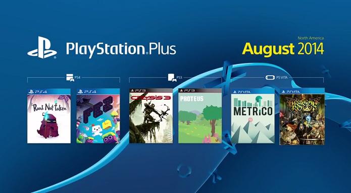 Crysis 3 e Fez são alguns dos games de agosto da PlayStation Plus. (Foto: Reprodução/ YouTube)