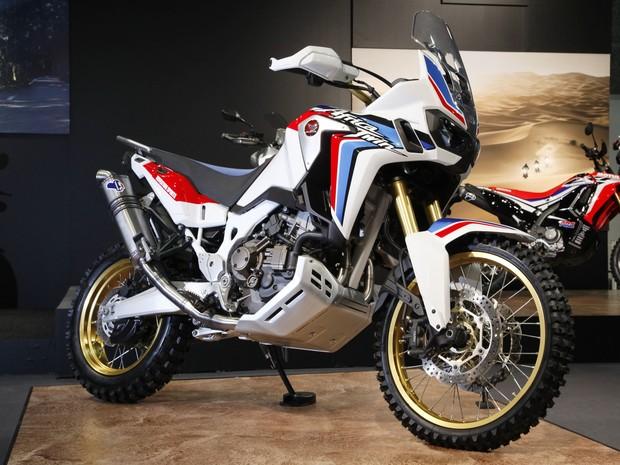 Honda Africa Twin Adventure Sports Concept (Foto: Divulgação)