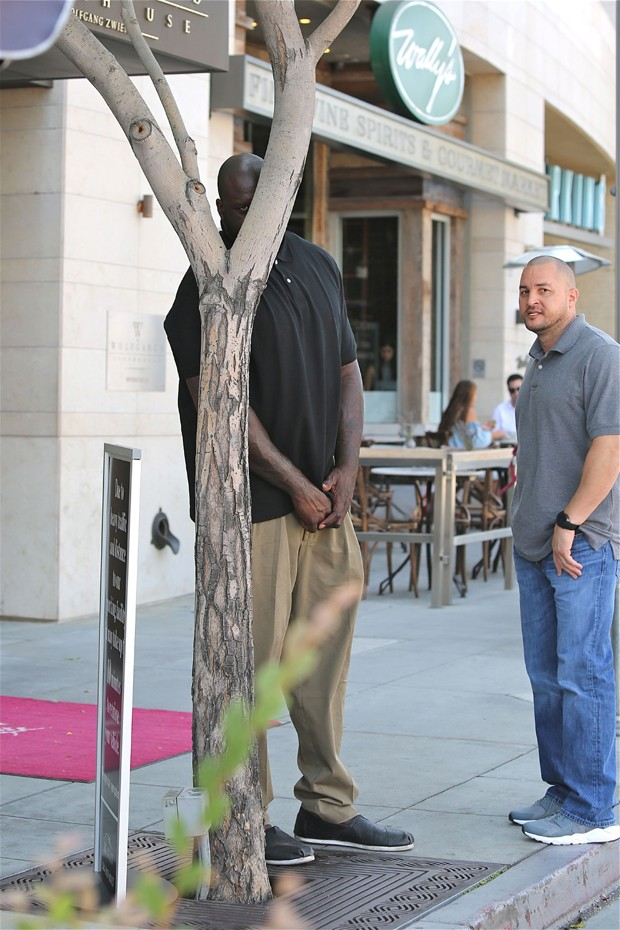 Shaquille O'Neal (Foto: Grosby Group)