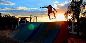 Skate em Rondonópolis (Foto: Roger Andrade/Divulgação)