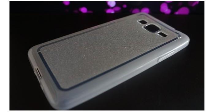 Capa flexível com glitter para Galaxy Gran Prime (Foto: Divulgação/6G Acessórios)