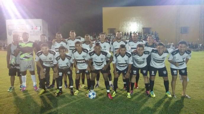 Jobson Botafogo no Pará (Foto: Arquivo pessoal)