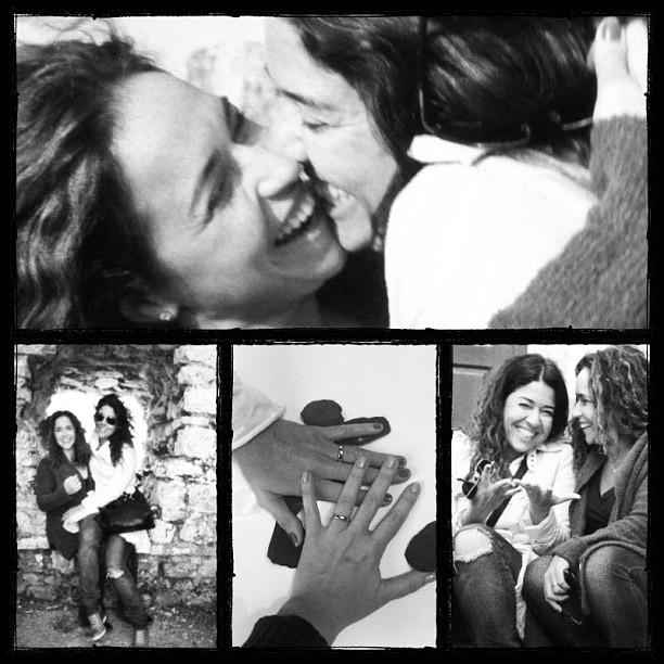 Daniela Mercury e a mulher (Foto: Instagram/Reprodução)