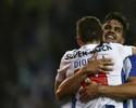 Atacante da seleção portuguesa faz dois, Porto vence e pressiona Benfica