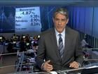 Bovespa recua quase 5%, maior queda diária desde agosto de 2011