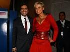 Xuxa curte feriado namorando: 'Tô Junnando'