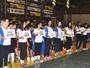 Galeria de imagens: abertura da Copa da Juventude de futsal em Dourados