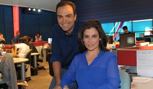 d (Foto: João Cotta/ TV Globo)