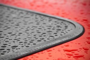 Carros com teto solar também podem ser vítimas de infiltração (Foto: Shutterstock)