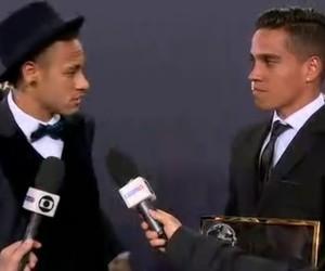 Wendell Lira Neymar (Foto: Reprodução / SporTV)