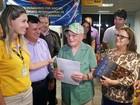 Aeroporto de Foz do Iguaçu recebe o passageiro de número 2 milhões