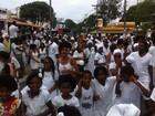 Marcha contra intolerância religiosa percorre ruas de Salvador