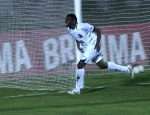 Diego Clementino, autor do gol contra o São Caetano (Foto: Reprodução/PFC)