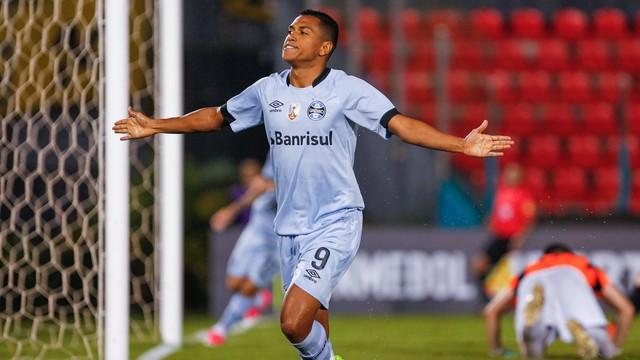 8a3ed5eb41 Guaraní-PAR x Grêmio - Taça Libertadores 2017-2017 - globoesporte.com