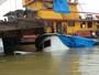Balsa 'atropela' barco e deixa 1 morto em RO (Reprodução)