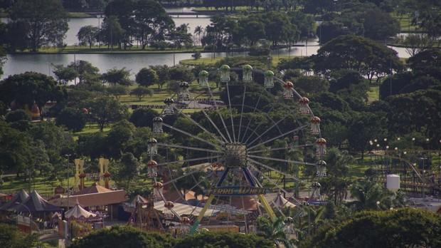 Parque da Cidade Dona Sarah Kubitschek (Foto: Patricia dos Santos / Shutterstock)