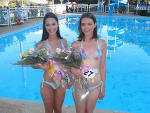 Vencedoras da etapa regional de Passo Fundo do Garota Verão 2013 (Foto: Divulgação/Garota Verão)