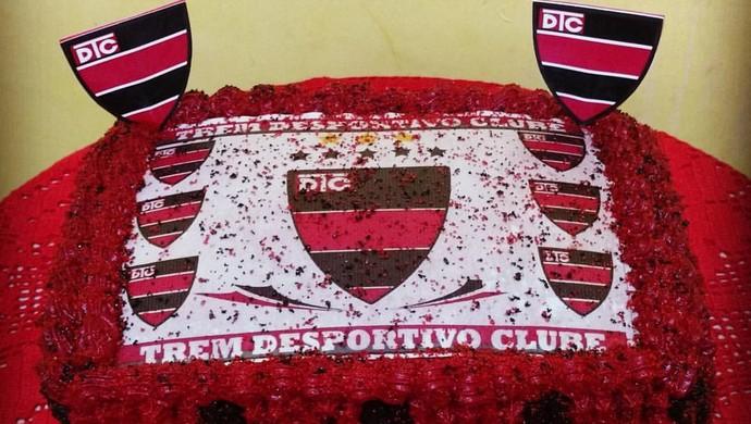 Trem Desportivo Clube; Amapá (Foto: Reprodução/Facebook)
