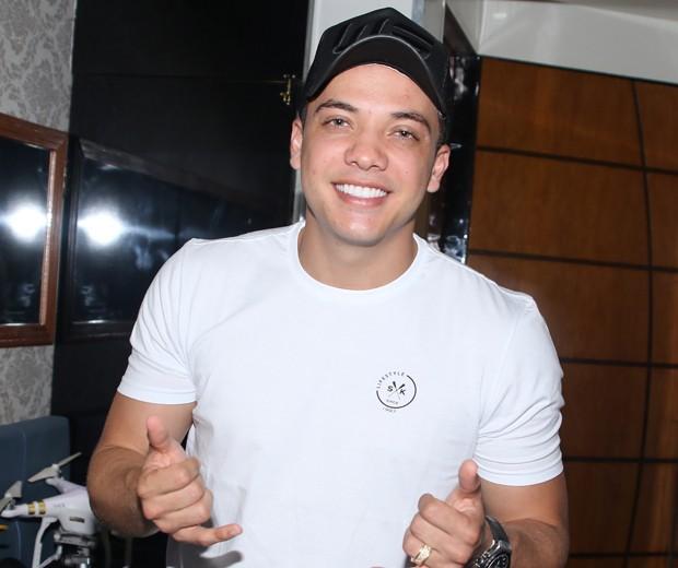 Wesley Safadão (Foto: Thiago Duran/ AgNews)
