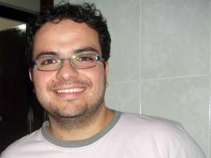 O professor Marcelo Ávila. (Foto: Arquivo Pessoal)