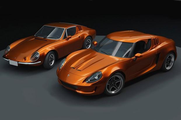 Linhas do Puma GT Lumimari foram inspiradas no GTE original (Foto: Divulgação)