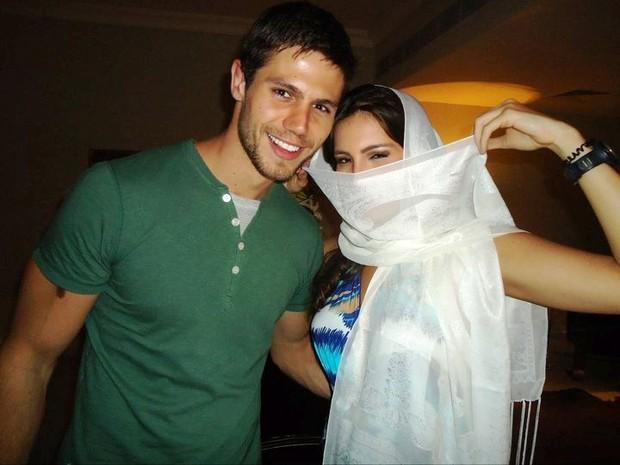 Kamilla Salgado e Jonas - BBB (Foto: Divulgação)