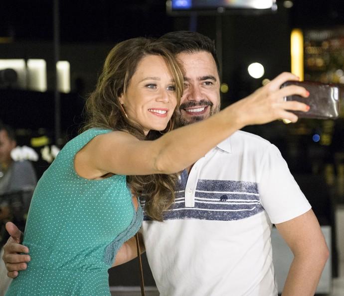 Em 'Haja Coração', a atriz será Tancinha (Foto: Globo/Ramón Vasconcelos)