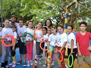 Circo Uberaba (Foto: Mayron Engel/Arquivo Pessoal)
