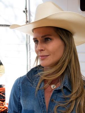 Fatiana Ferreira 'jamais' posaria para a Playboy (Foto: Alfredo Risk)