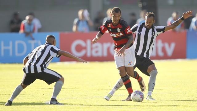Resultado de imagem para Flamengo x Botafogo 2016
