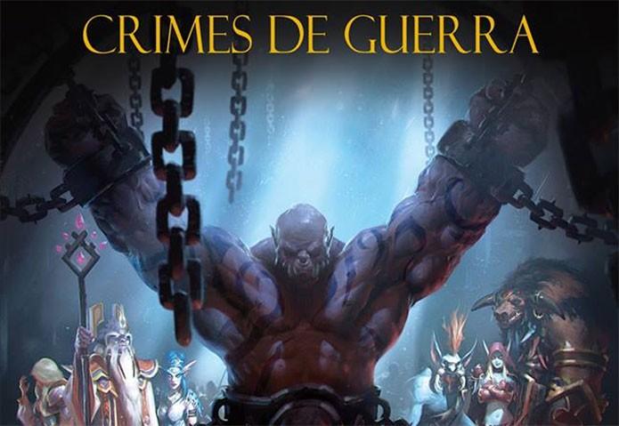 World of Warcraft Crimes de Guerra é centrado em Garrosh (Foto: Divulgação)
