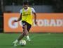 Santos negocia saída de Leandrinho para o futebol português