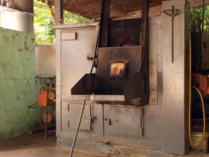 Equipamento irá substituir incinerador da década de 90 (Foto: Gilmar Marques/Ascom Cantagalo)