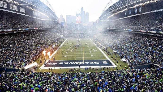 Centurylink Field, Seattle Seahawks (Foto: Getty Images)
