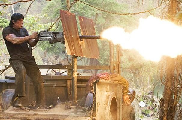 Rambo (Foto: Divulgação/Reprodução)
