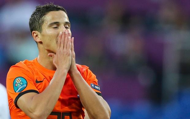 afellay holanda dinamarca eurocopa (Foto: Agência Reuters)