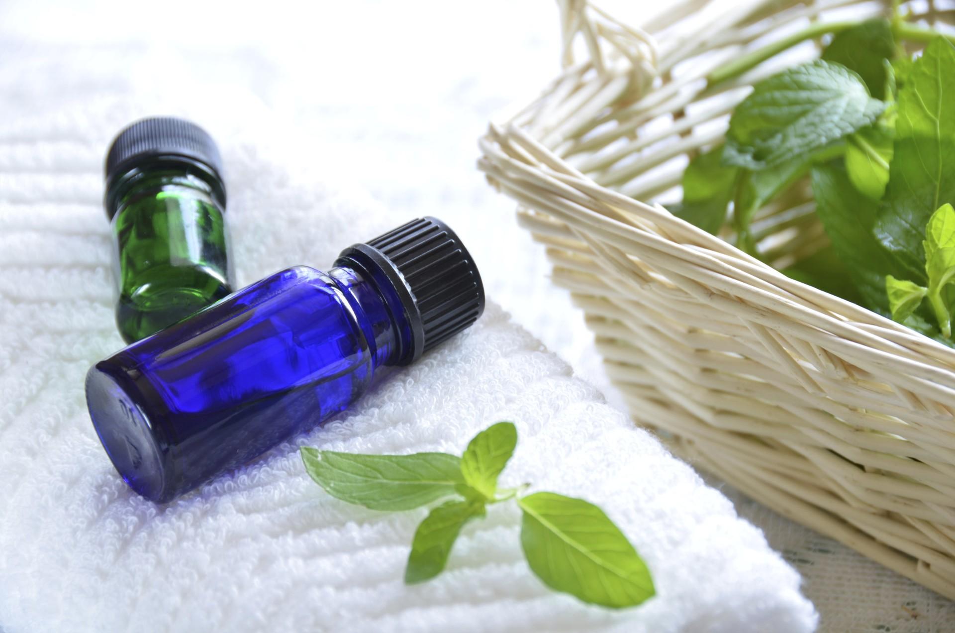 Pessoas que cheiraram óleo de hortelã a cada duas horas sentiram menos fome e ingeriram menos calorias (Foto: Think Stock)