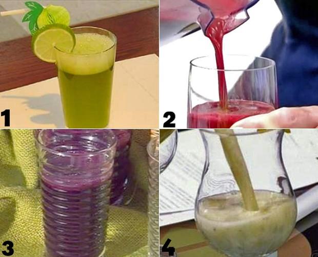 Sucos Refrescantes para o Verão (Foto: Mais Você/TV Globo)