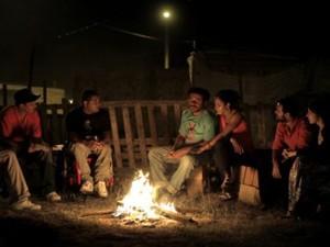 Cena do documentário 'A cidade é uma só', que foi retirado do Festival de Brasília a pedido do diretor. (Foto: Divulgação)