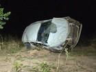 Mãe desvia carro de animal, capota e criança de 4 anos morre em MT