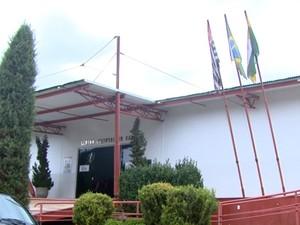 Prefeitura de São Sebastião da Grama (Foto: Eder Ribeiro/ EPTV)