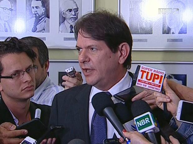 GNews - CId Gomes (Foto: Reprodução/GloboNews)