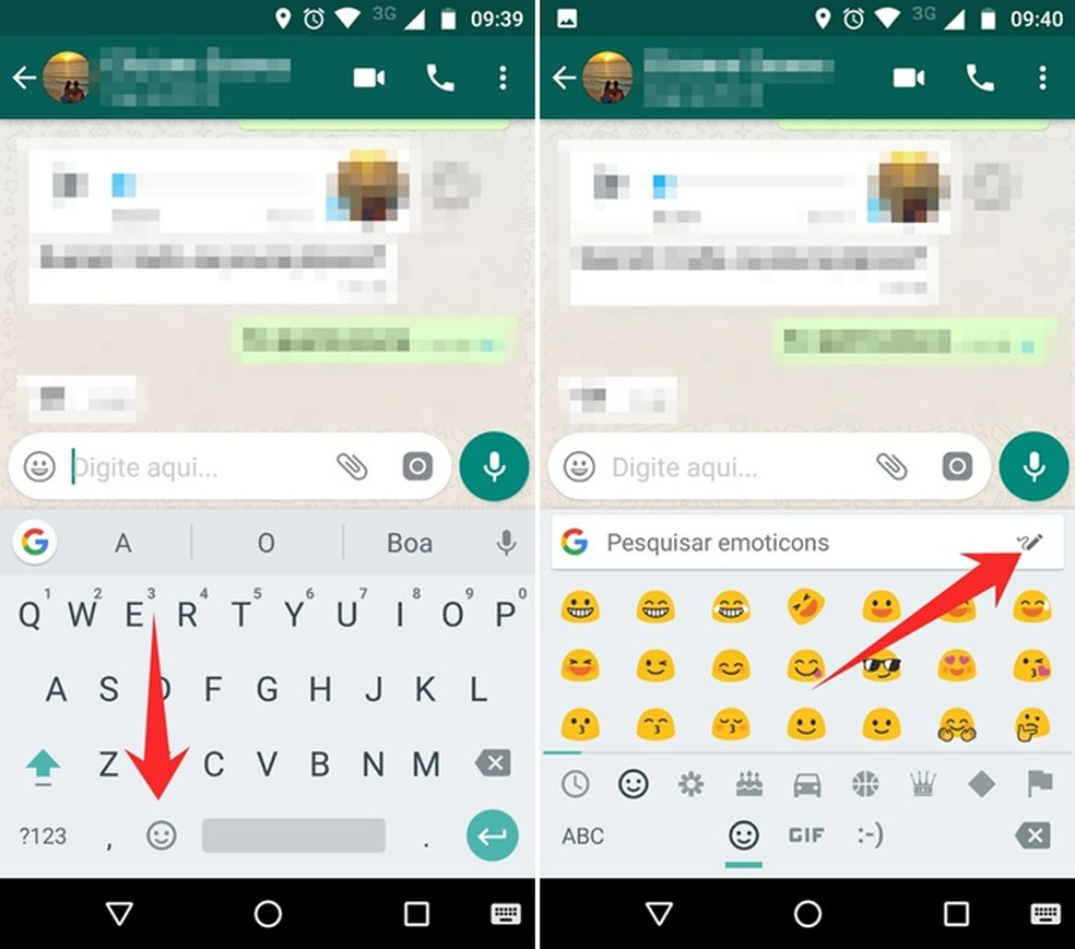 how to see emojis on android 4.0 4