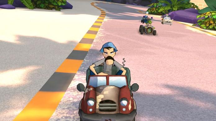Confira algumas dicas para Chaves Kart e fique fora de PRE-RI-GO (Foto: Divulgação)