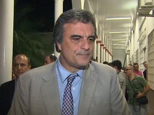 Ministro da Justiça é contra redução da maioridade penal (Foto: Sebastião Elias/EPTV)