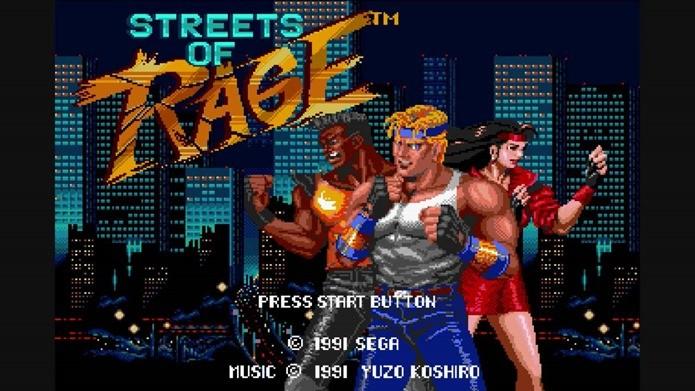 Clássico do Mega Drive vive no coração dos fãs da SEGA (Foto: Reprodução)