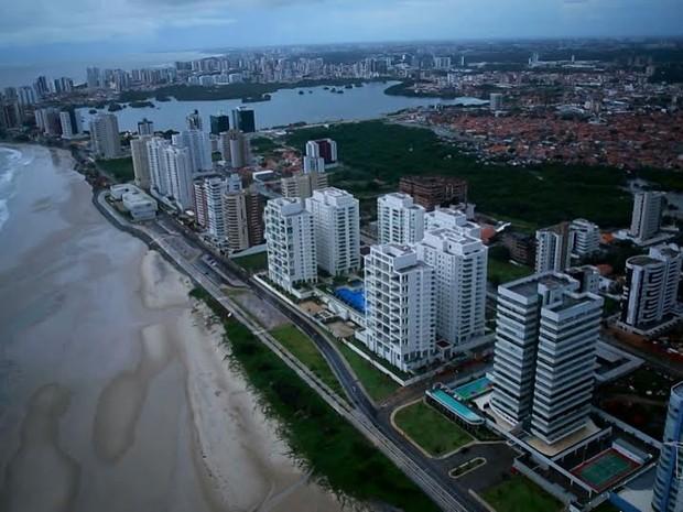São Luís do Maranhão (Foto: Reprodução / TV Mirante)